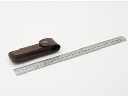 Чехол для раскладного ножа №1 кожаный