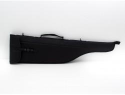 Чехол для ружья на ткани синтетический черный