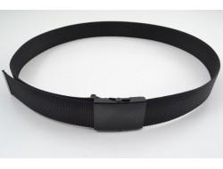 Ремінь пояcний з пряжкою автомат чорний 2305/1 (пряжка чорна)