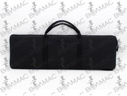Чохол прямокутний 95 см * 25 синтетика чорний