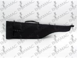 Чехолдля ружья на поролоне синтетический черный