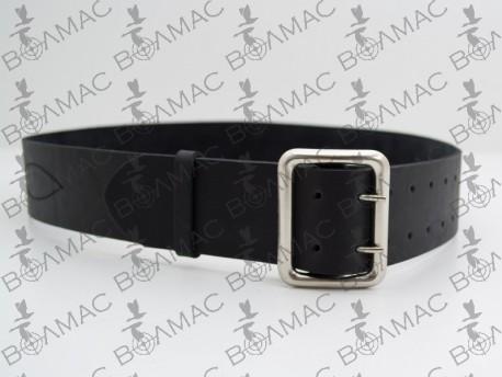 Ремень портупейный №3 130 см кожаный черный
