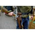 Упор поясний для стендової стрільби під ствол шкіряний (5303/2)