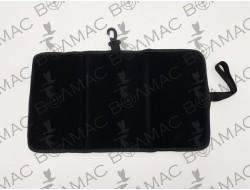 Чехол для сиденья синтетика чорный (3007)